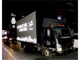 Kre8 Media mobile digital billboard