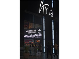 When things get dark, Las Vegas Shines