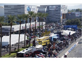 SEMA Show at the Las Vegas Convention Center