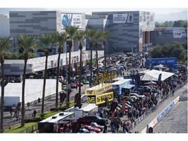 SEMA Show at the Las Vegas Convention Center