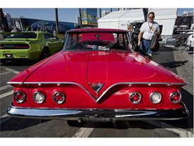 Vintage restorations abound at the Specialty Equipment Market Association (SEMA) Show