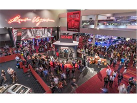 Specialty Equipment Market Association (SEMA) Show at the Las Vegas Convention Center
