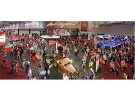 Specialty Equipment Market Association (SEMA) Show at the Las Vegas Convention Center