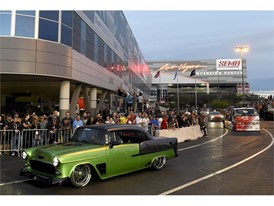 SEMA Ignited parade