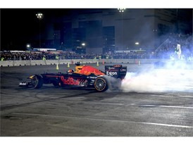 Formula 1 exhibition during the SEMA Ignited