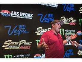 Las Vegas NASCAR driver Brendan Gaughan