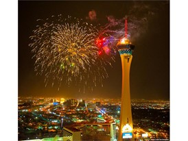 Stratosphere Las Vegas New Year's Eve