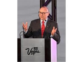 Rossi Ralenkotter, LVCVA president and CEO