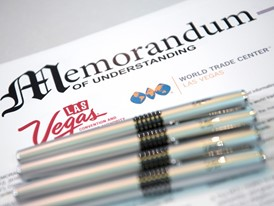 Pens and a Memorandum of Understanding