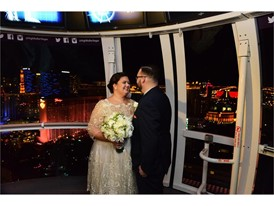 Wedding on the High Roller