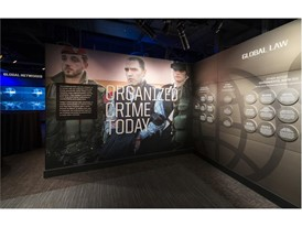 The Mob Museum previews its renovation, including a brand-new exhibit called Organized Crime Today