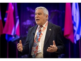 Peter E. Tarlow. Ph.D., president of Tourism & More, Inc., speaks at the International Tourism Security Conference