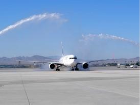 LATAM Flight to Las Vegas