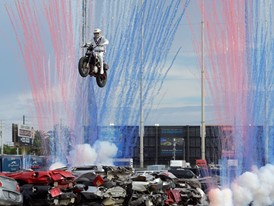 Travis Pastrana jumps