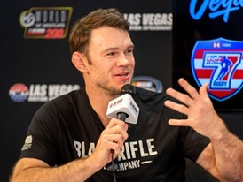 Forrest Griffin of UFC speaks about the 2019 Ultimate Vegas Sports Weekend