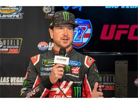NASCAR champion Kurt Busch speaks about the 2019 Ultimate Vegas Sports Weekend