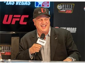 Derek Stevens of The D Las Vegas and the Downtown Events Center, speaks about the 2019 Ultimate Vegas Sports Weekend