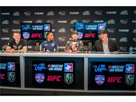 Sports champions speak about the 2019 Ultimate Vegas Sports Weekend