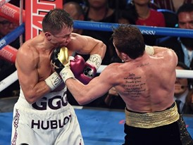 Canelo-Golovkin Fight Coverage