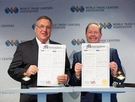 WTC Las Vegas and WTC Saskatoon Sign MOU Agreement