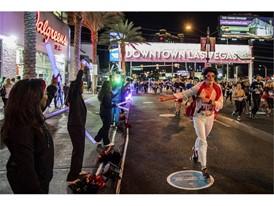 Elvis Runs Downtown