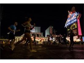 Runners at Circus Circus