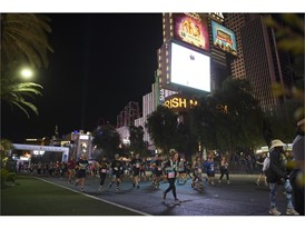 Runners on the Strip