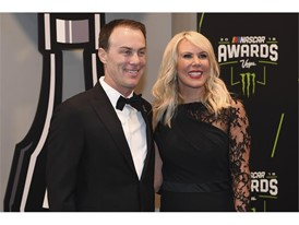 Kevin and DeLana Harvick