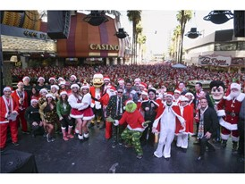Santa Run Entertainers