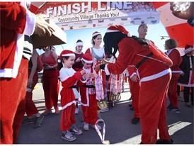 Santa Run Kids