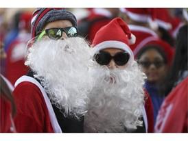 Santa Run Santas