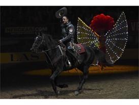 Bull rider Sage Kimzey