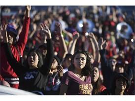 An Arizona State fan