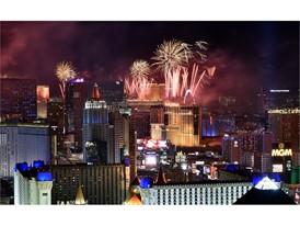 Las Vegas welcomes 2019