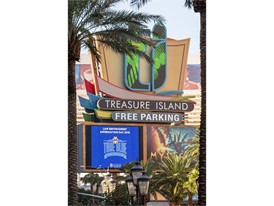 The Treasure Island Hotel-Casino