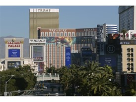 Marquees at Caesars Palace, The LINQ and Bally's