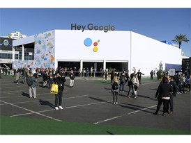 The Google pavilion
