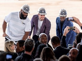 Raiders Break Ground on New Facility