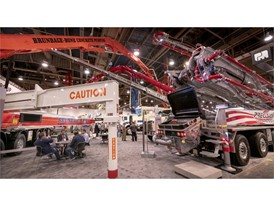 World of Concrete attendees
