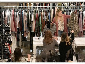 Fashion buyers