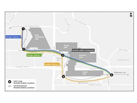 Potential LVCC Loop Station Locations-Final configuration to be determined by the LVCVA Board
