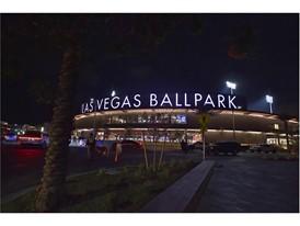 The Las Vegas Ballpark