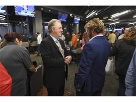 Las Vegas Aviators President Don Logan