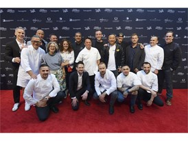 Chefs from various MGM properties