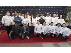Chefs from various Las Vegas Sands