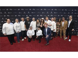 Chefs from various Caesars restaurants