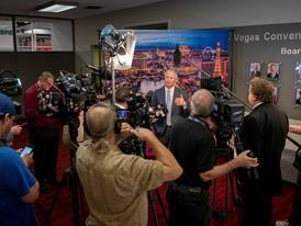 LVCVA CEO/President Steve Hill