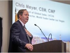 LVCVA Vice President of Global Sales Chris Meyer