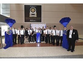 The crew of EL AL Israel Airlines flight 21
