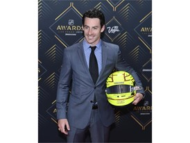 Winner of the 2019 Indianapolis 500 Simon Pagenaud
